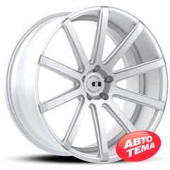 Купить Легковой диск XO LUXURY Tokyo BRS/MTSIL R20 W10 PCD5x112 ET42 DIA66.6