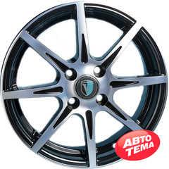 Купить Легковой диск TECHLINE 1508 BD R15 W5.5 PCD4x100 ET45 DIA60.1