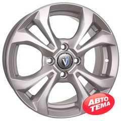 Легковой диск TECHLINE 1504 S - Интернет магазин резины и автотоваров Autotema.ua