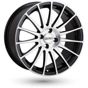 Купить DISLA Turismo 720 BD R17 W7.5 PCD5x120 ET20 DIA72.6