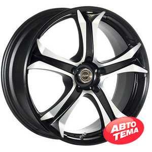 Купить KOSEI SENEKA RX BLACK R17 W8 PCD5x112 ET35 DIA73.1