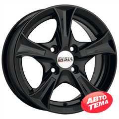 Купить DISLA Luxury 606 B R16 W7 PCD5x112 ET38 DIA57.1