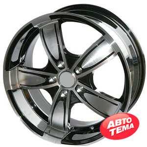 Купить ALEKS 721 BF MB R17 W7.5 PCD5x112 ET35 DIA73.1