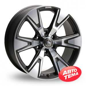 Купить KOSEI Defender V6 AM/GM R18 W8.5 PCD6x114.3 ET20 DIA66.1