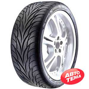 Купить Летняя шина FEDERAL SS 595 245/45R17 95V
