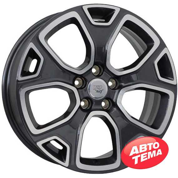 Купить Легковой диск WSP ITALY DETROIT W3804 ANTHRACITE POLISHED R18 W7 PCD5x110 ET40 DIA65.1