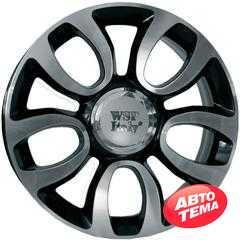 Легковой диск WSP ITALY ERCOLANO W167 GLOSSY BLACK POLISHED - Интернет магазин резины и автотоваров Autotema.ua