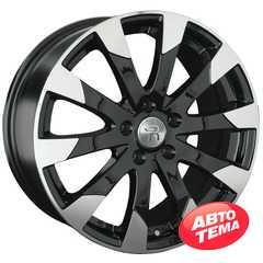 Купить REPLAY LR33 BKF R17 W7.5 PCD5x108 ET55 DIA63.3