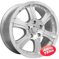 Легковой диск TG RACING LYN003 Silver - Интернет магазин резины и автотоваров Autotema.ua