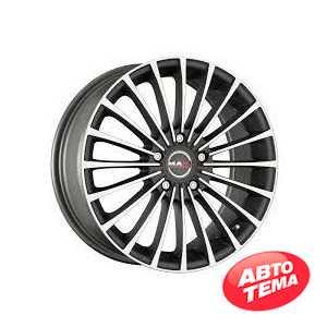 Купить MAK Corsa Ice Titan R15 W6.5 PCD4x114.3 ET40 DIA76