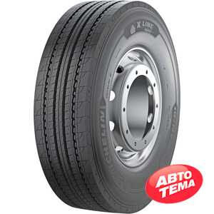 Купить MICHELIN X LINE ENERGY Z (рулевая) 315/60R22.5 154/148L
