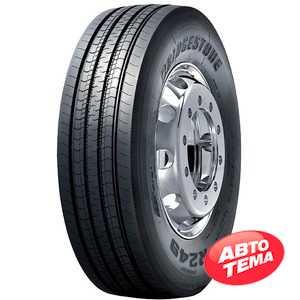 Купить BRIDGESTONE R249 Ecopia (рулевая) 315/80R22.5 156/150L