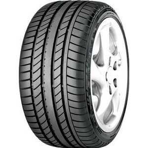 Купить Летняя шина CONTINENTAL ContiSportContact 225/45 R18 91Y