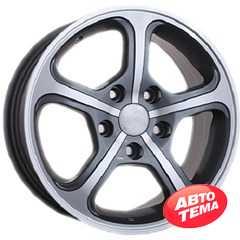 Купить Легковой диск STORM BK-450 MG R15 W6.5 PCD5x114.3 ET45 DIA67.1