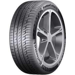 Купить Летняя шина CONTINENTAL PremiumContact 6 225/50R17 98Y