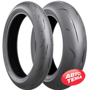 Купить Мотошина BRIDGESTONE RS​10 STREET-RACING 180/55R17 73W TL REAR