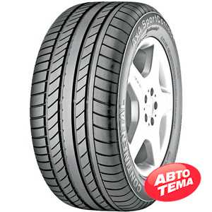 Купить Летняя шина CONTINENTAL Conti4x4SportContact 315/35R20 110W