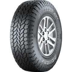 Купить Летние шины GENERAL GRABBER AT3 215/75R15 106Q