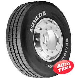 Купить Грузовая шина FULDA REGIOCONTROL (рулевая) 235/75R17.5 132/130M