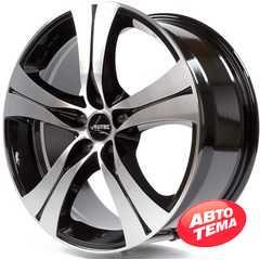 Купить AUTEC Ethos Schwarz poliert R17 W7.5 PCD5x120 ET65.1 DIA50