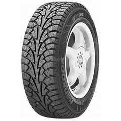 Купить Зимняя шина HANKOOK Winter I*Pike W409 205/75 R15 97S (Под шип)
