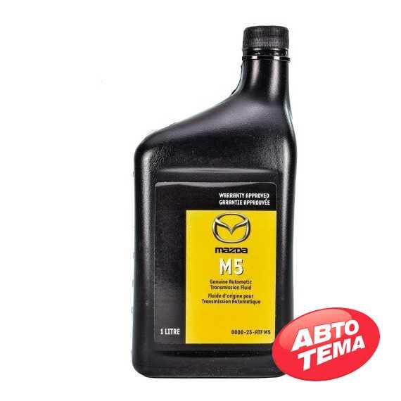 Купить Трансмиссионное масло MAZDA ATF Type M5 (1л)