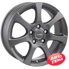 Купить AUTEC Zenit Anthrazit matt R15 W6 PCD4x108 ET37 HUB63.4