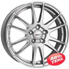 Купить ALUTEC MONSTR Polar Silver R16 W6.5 PCD5x114.3 ET40 HUB70.1