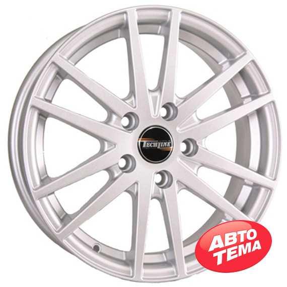 Легковой диск TECHLINE 535 SL - Интернет магазин резины и автотоваров Autotema.ua