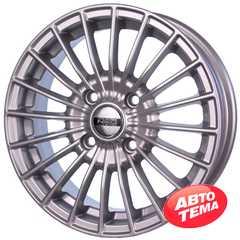 Купить TECHLINE Neo 537 S R15 W6 PCD4x100 ET45 DIA67.1