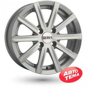 Купить DISLA Baretta 405 B R13 W5.5 PCD4x100 ET30 DIA67.1