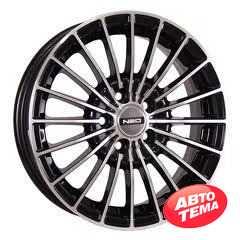 Купить TECHLINE Neo 437 BD R14 W5.5 PCD4x100 ET43 HUB67.1