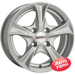 Купить DISLA Luxury 606 S R15 W6.5 PCD4x100 ET35 DIA67.1