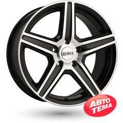 Купить DISLA Scorpio 804 BD R17 W7.5 PCD5x114.3 ET35 DIA67.1