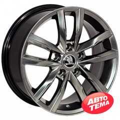Купить REPLICA AUDI BK5182 HB R17 W7.5 PCD5x112 ET45 DIA57.1