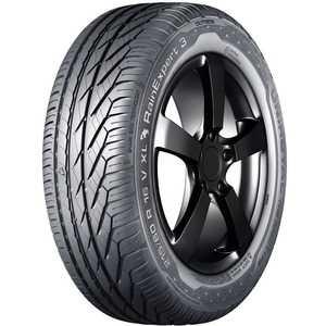 Купить Летняя шина UNIROYAL RainExpert 3 SUV 255/55 R18 109Y