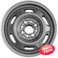 Купить КрКЗ ВАЗ 2108 R13 W5 PCD4x98 ET40 DIA59 (серый)