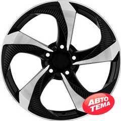 Купить REPLICA Concept-H513 BKF LegeArtis R18 W7 PCD5x114.3 ET50 HUB64.1