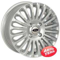 Купить Легковой диск REPLICA FORD Z564 S R15 W6 PCD4x108 ET52.5 DIA63.4