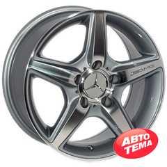 Купить Легковой диск REPLICA MERCEDES 559 GMF R15 W7 PCD5x112 ET35 DIA66.6