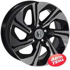 Купить Легковой диск REPLICA HONDA TL7141NW BMF R16 W6.5 PCD5x114.3 ET43 DIA64.1