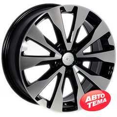 Купить Легковой диск ZW 7727 BP R17 W7 PCD5x100 ET48 DIA56.1