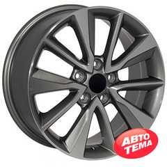 Купить Легковой диск ZF TL0283NW GMF R17 W7 PCD5x114.3 ET52 DIA67.1