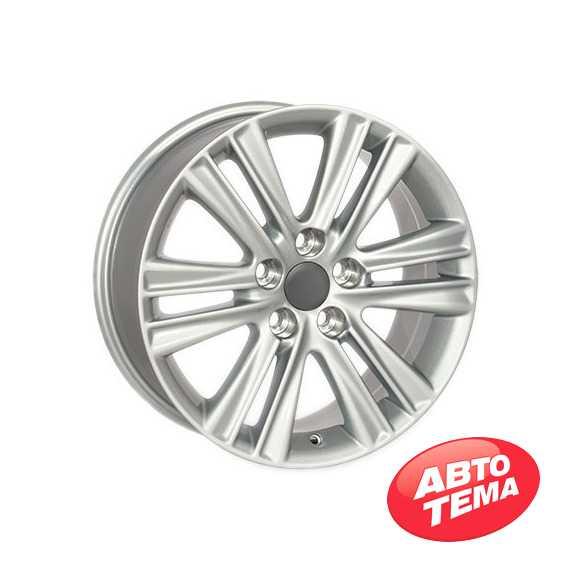 Купить Легковой диск ZF TL1352NW S R17 W7 PCD5x114.3 ET40 DIA60.1