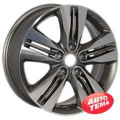 Купить Легковой диск ZF TL5058NW GMF R17 W6.5 PCD5x114.3 ET48 DIA67.1