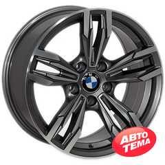 Купить Легковой диск REPLICA BMW XH578 GMF R17 W8 PCD5x120 ET20 DIA74.1