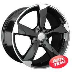 Купить Легковой диск REPLAY A56 BKF R17 W7.5 PCD5x112 ET45 DIA66.6