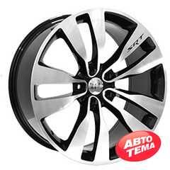 Купить Легковой диск REPLICA DO5235 MBF R20 W9 PCD5x115 ET21 DIA71.6