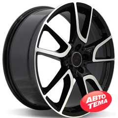 Купить Легковой диск REPLICA LegeArtis MR530 BKF R19 W8.5 PCD5x112 ET48 DIA66.6