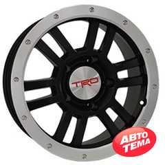 Легковой диск REPLICA TY2TRD MBL - Интернет магазин резины и автотоваров Autotema.ua